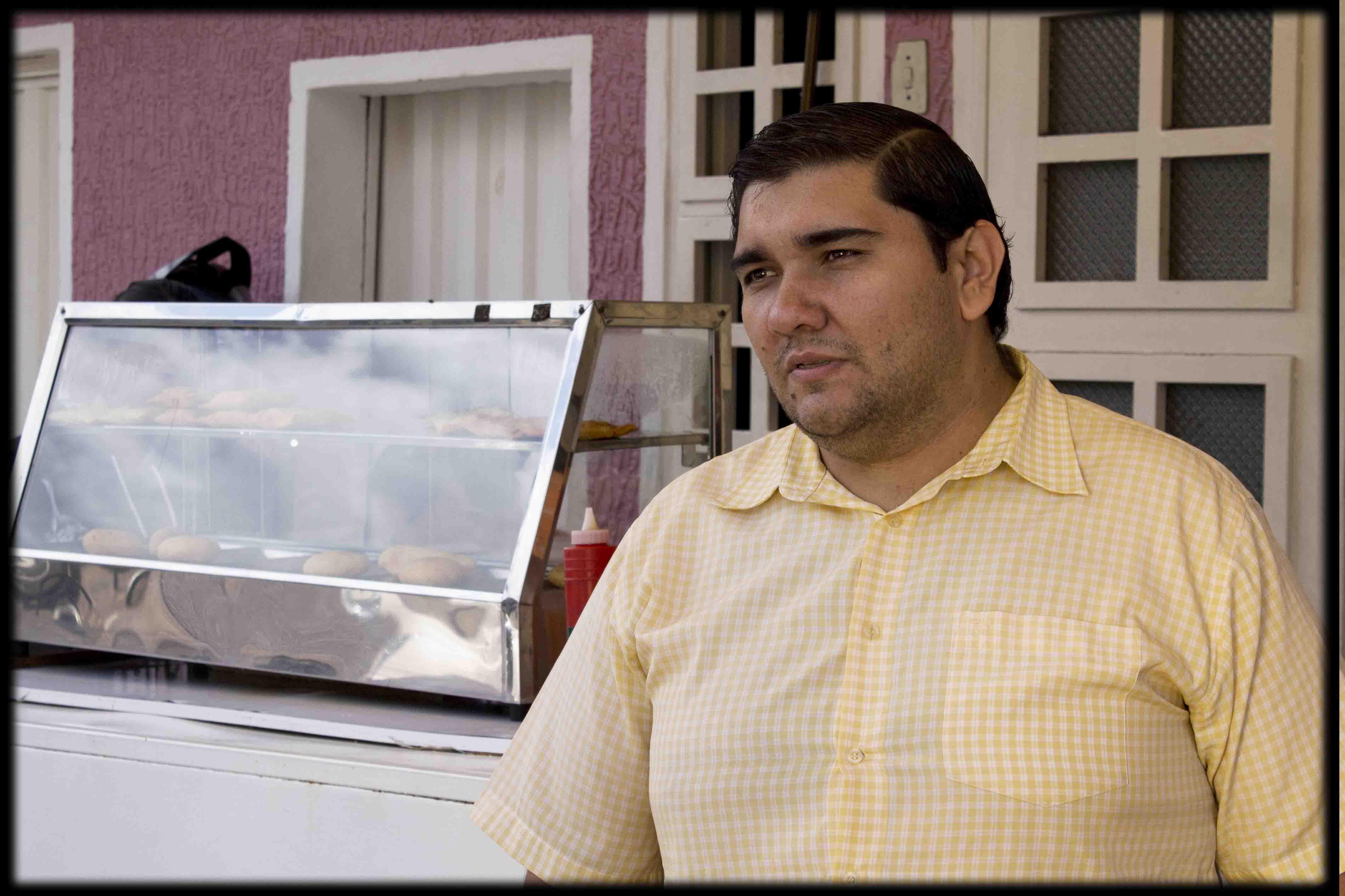 Una historia que creció con FINAMPYME: Américo García